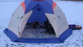 Как подобрать палатку для рыбалки?